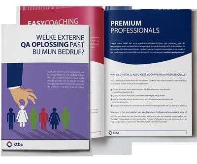 Welke externe QA-oplossing past bij uw bedrijf