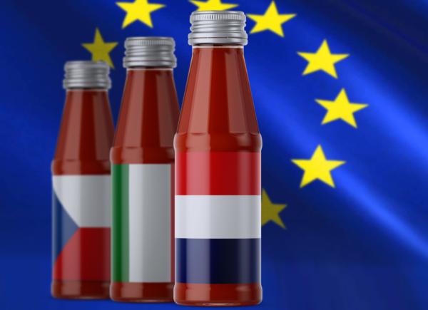 Kwaliteitsniveau verpakking Europa
