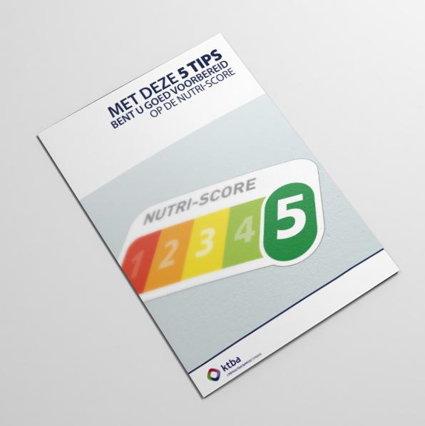 5 tips goed voorbereid op de Nutri-Score