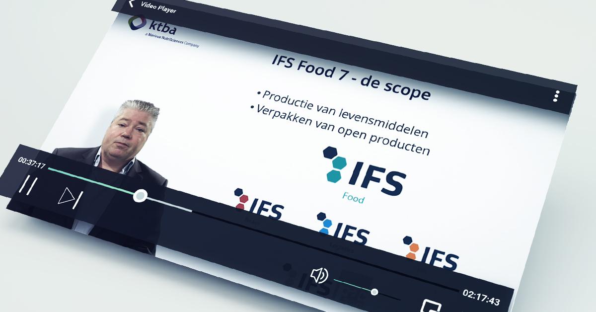 Webinar IFS 7