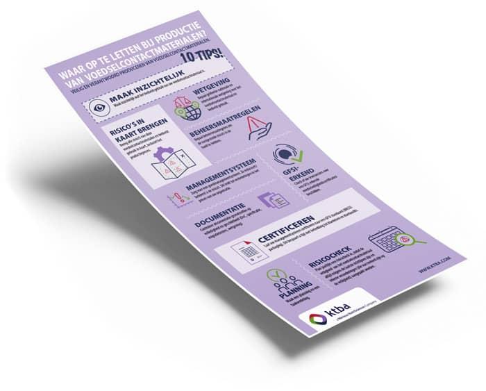 10 tips voedselveiligheid verpakkingen voedselcontactmaterialen